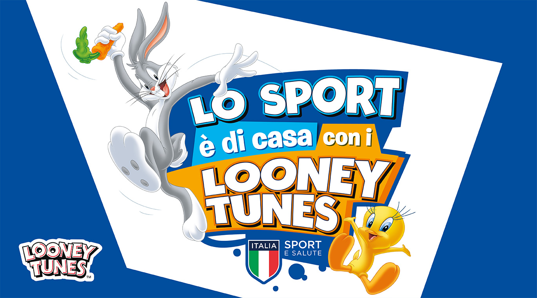 Sport E Salute S P A Allenati Con I Looney Tunes